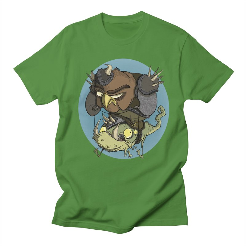 Riding Into Battle Women's Unisex T-Shirt by westinchurch's Artist Shop