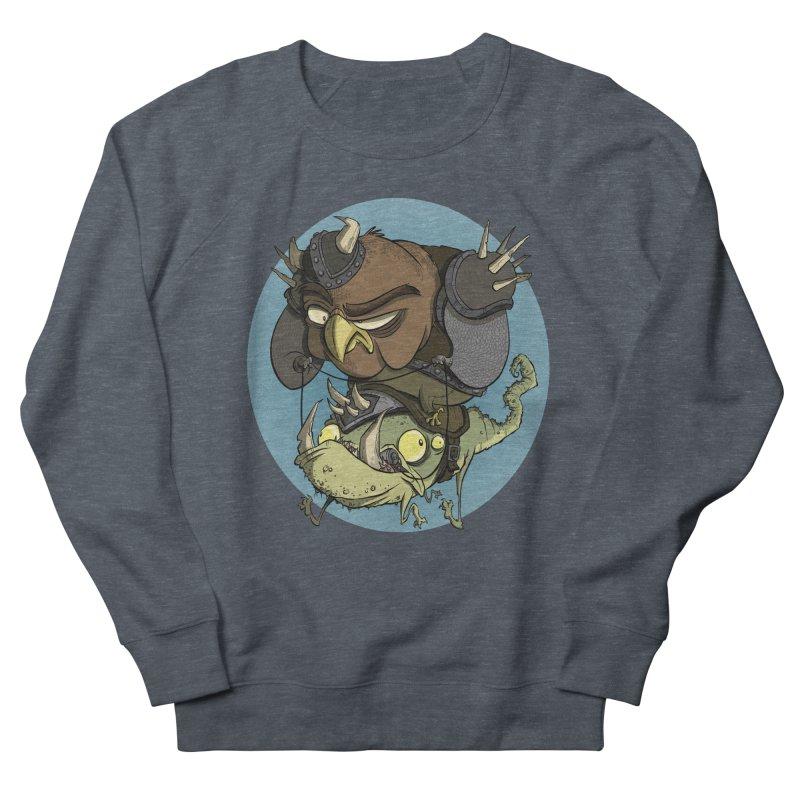 Riding Into Battle Women's Sweatshirt by westinchurch's Artist Shop