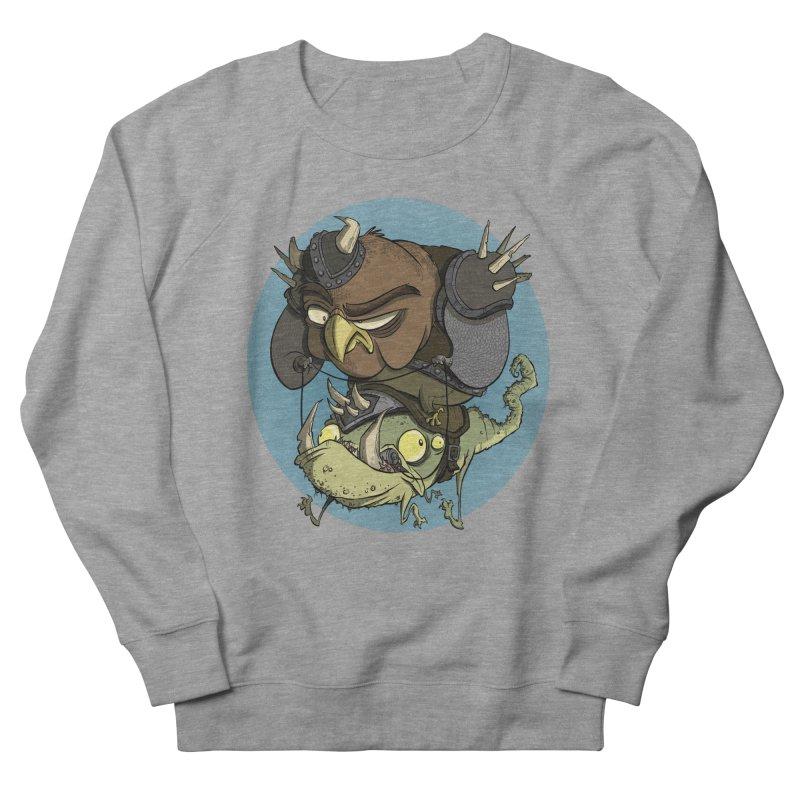 Riding Into Battle Men's Sweatshirt by westinchurch's Artist Shop