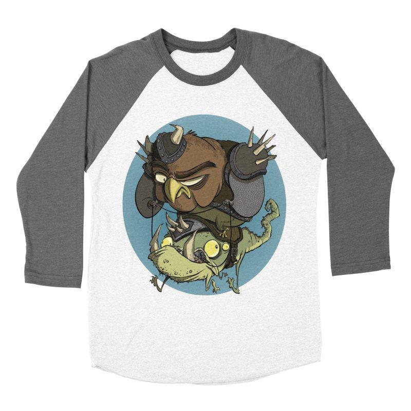Riding Into Battle Women's Baseball Triblend T-Shirt by westinchurch's Artist Shop