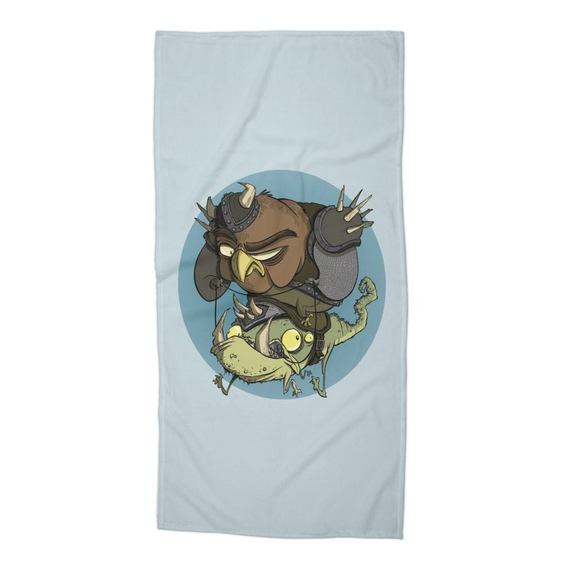 Riding Into Battle Accessories Beach Towel by westinchurch's Artist Shop