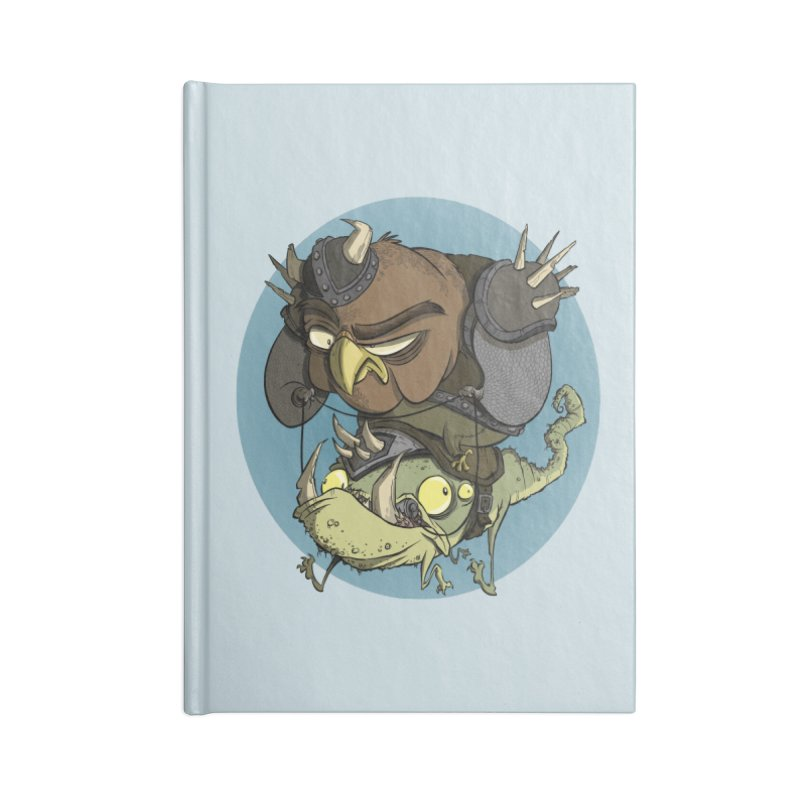 Riding Into Battle Accessories Notebook by westinchurch's Artist Shop
