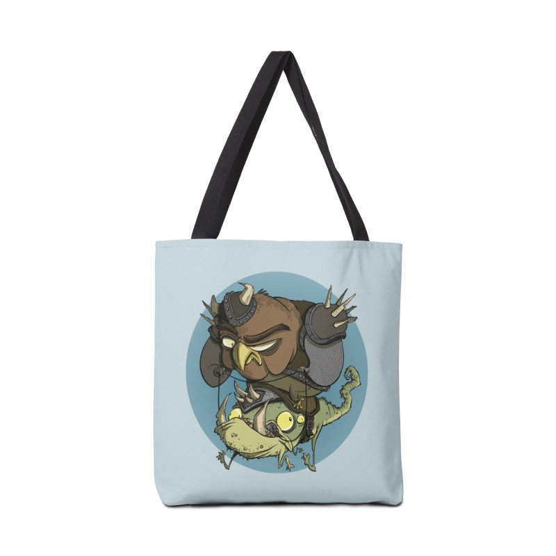 Riding Into Battle Accessories Bag by westinchurch's Artist Shop