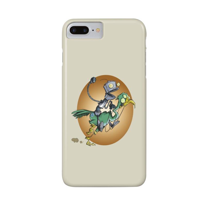 Ostrich Race Accessories Phone Case by westinchurch's Artist Shop