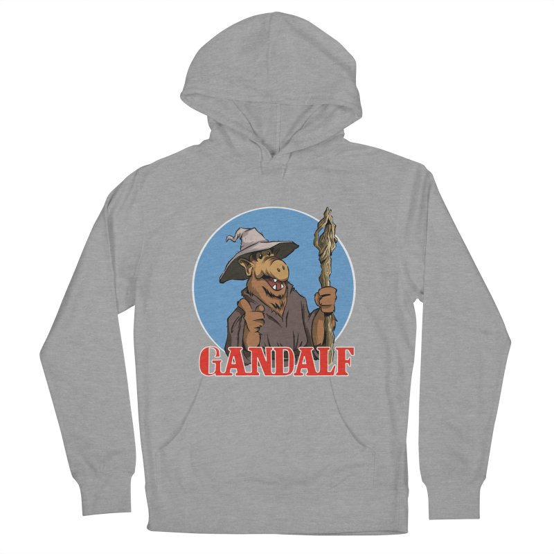 GandAlf Men's Pullover Hoody by westinchurch's Artist Shop
