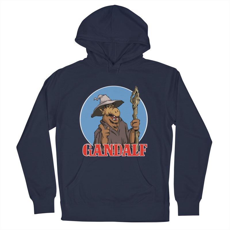 GandAlf Men's Pullover Hoody by westinchurch's Artist Shop
