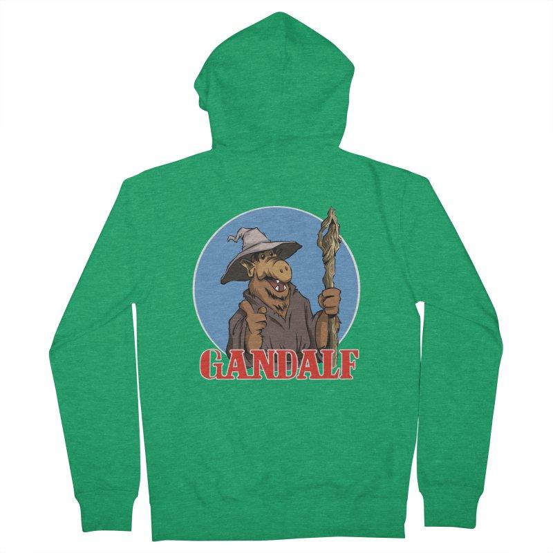 GandAlf Women's Zip-Up Hoody by westinchurch's Artist Shop