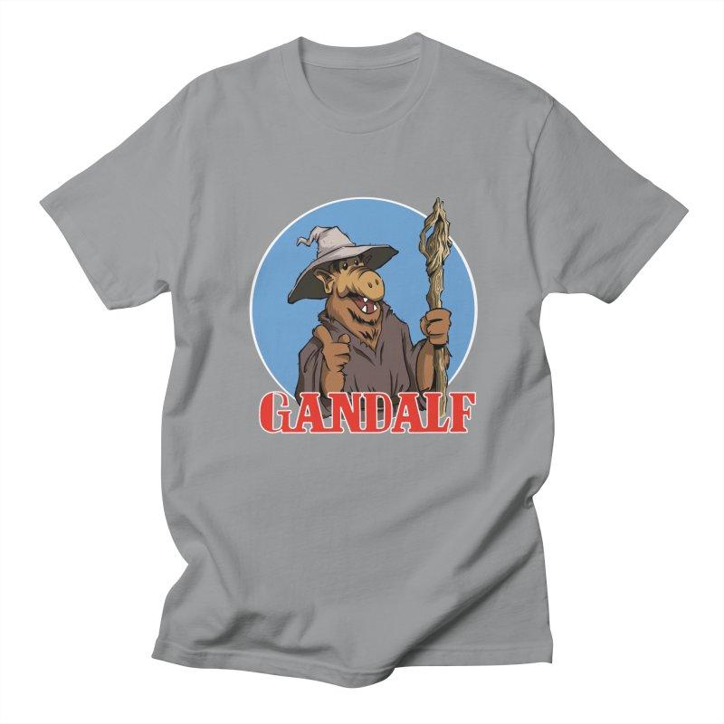 GandAlf Women's Unisex T-Shirt by westinchurch's Artist Shop