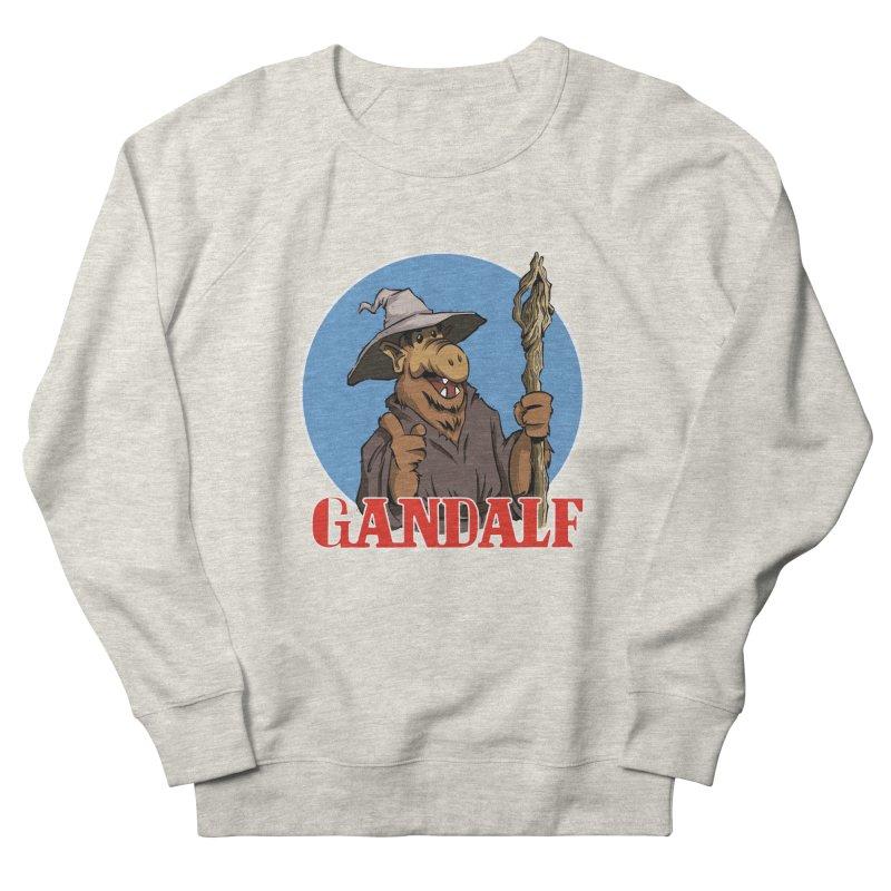 GandAlf Women's Sweatshirt by westinchurch's Artist Shop