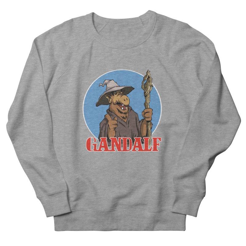 GandAlf Men's Sweatshirt by westinchurch's Artist Shop