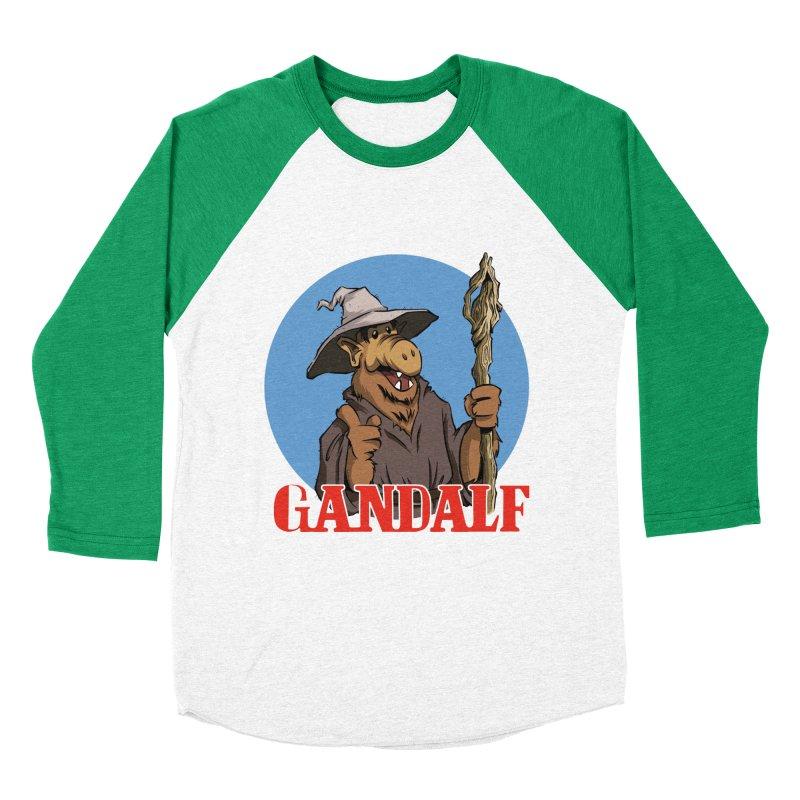 GandAlf Women's Baseball Triblend T-Shirt by westinchurch's Artist Shop