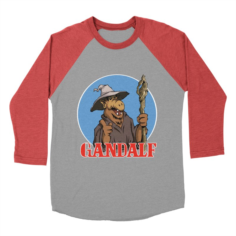 GandAlf Women's Baseball Triblend T-Shirt by westinchurch's Artist Shop