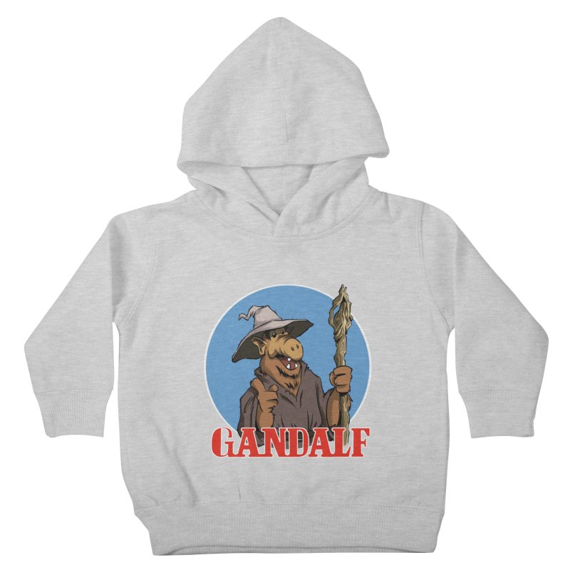 GandAlf Kids Toddler Pullover Hoody by westinchurch's Artist Shop