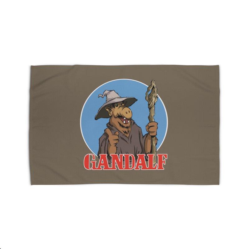 GandAlf Home Rug by westinchurch's Artist Shop