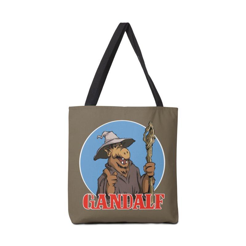GandAlf Accessories Bag by westinchurch's Artist Shop