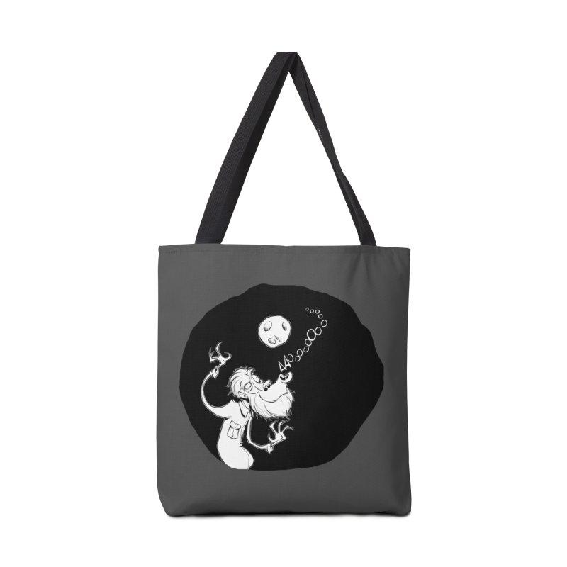 Wolfman Accessories Bag by westinchurch's Artist Shop