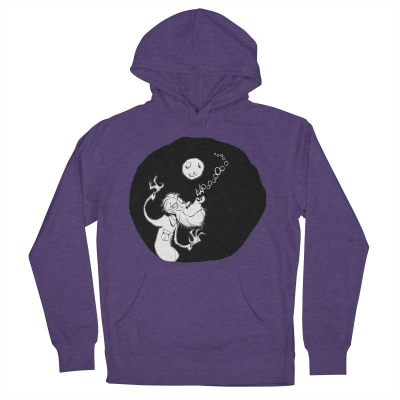 Wolfman Women's Pullover Hoody by westinchurch's Artist Shop