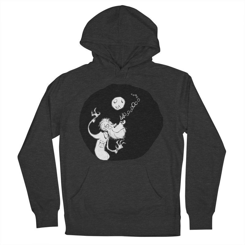 Wolfman Men's Pullover Hoody by westinchurch's Artist Shop