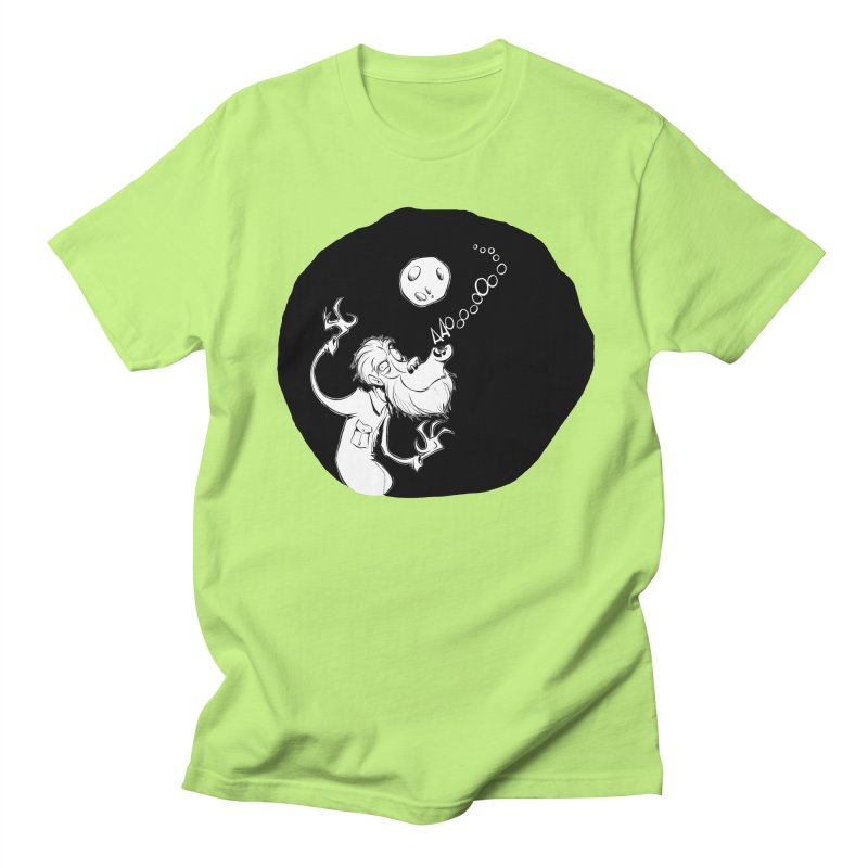 Wolfman Women's Unisex T-Shirt by westinchurch's Artist Shop