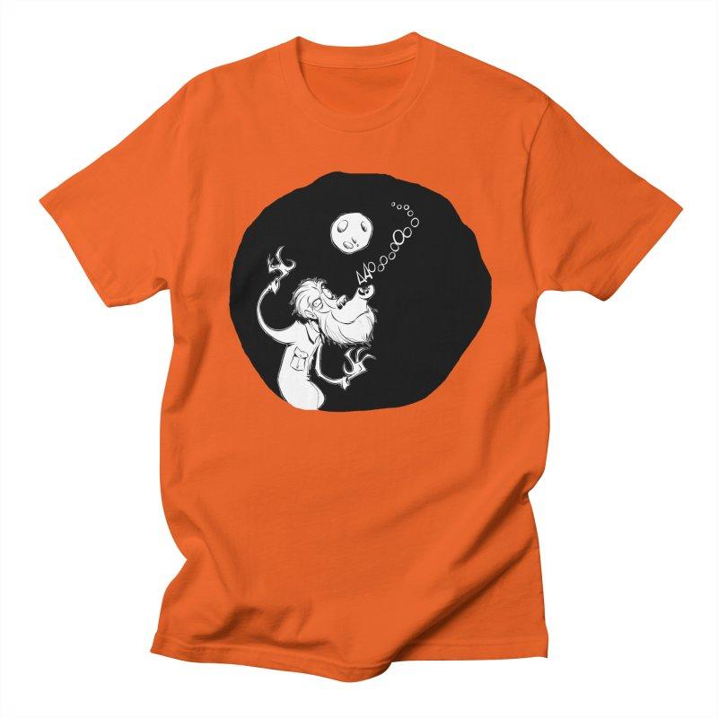 Wolfman Women's Unisex T-Shirt by westinchurch's Artist Shop