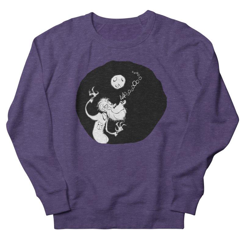 Wolfman Men's Sweatshirt by westinchurch's Artist Shop