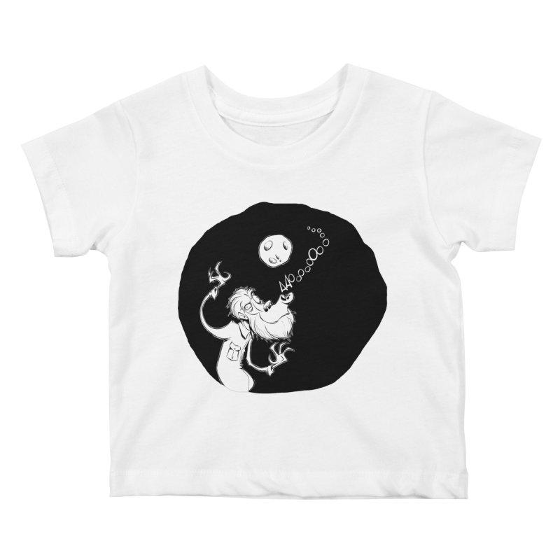 Wolfman Kids Baby T-Shirt by westinchurch's Artist Shop