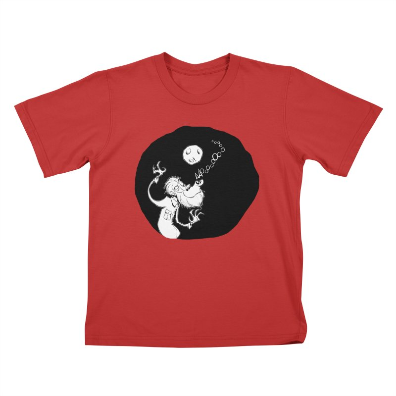 Wolfman Kids T-Shirt by westinchurch's Artist Shop