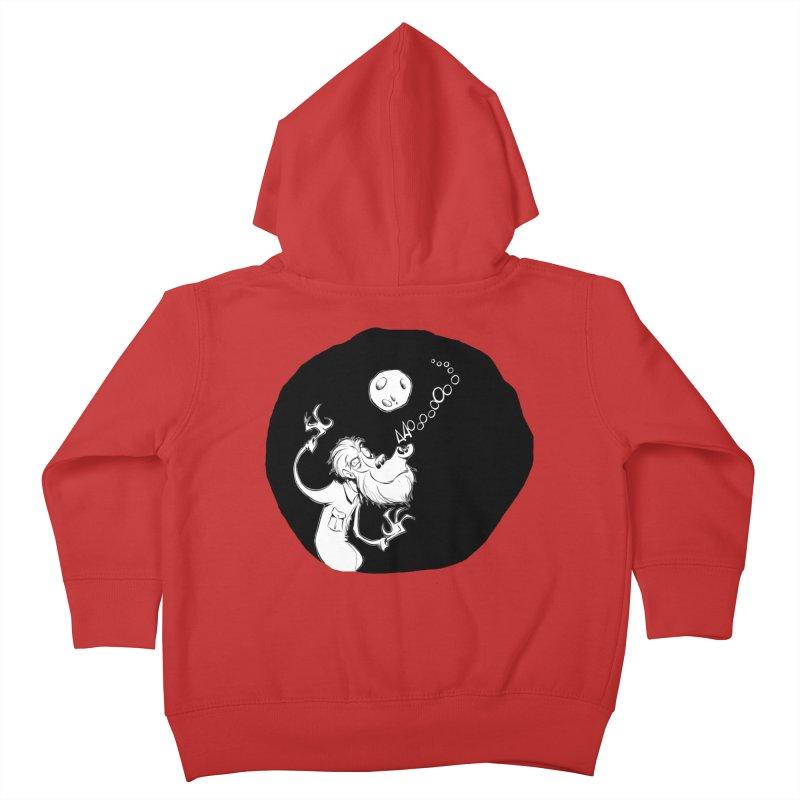 Wolfman Kids Toddler Zip-Up Hoody by westinchurch's Artist Shop