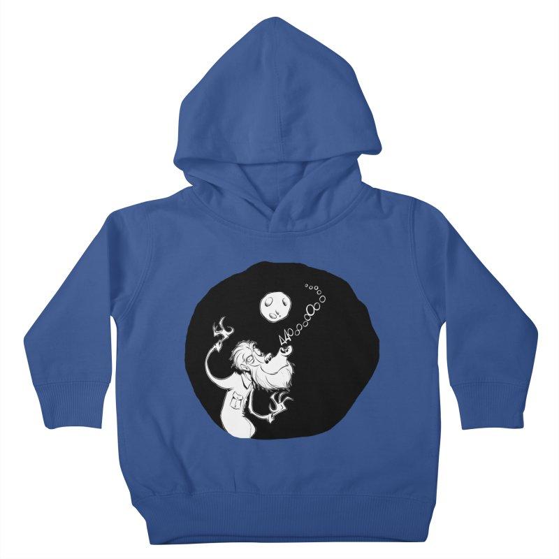 Wolfman Kids Toddler Pullover Hoody by westinchurch's Artist Shop