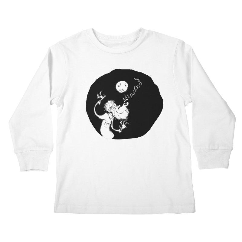 Wolfman Kids Longsleeve T-Shirt by westinchurch's Artist Shop