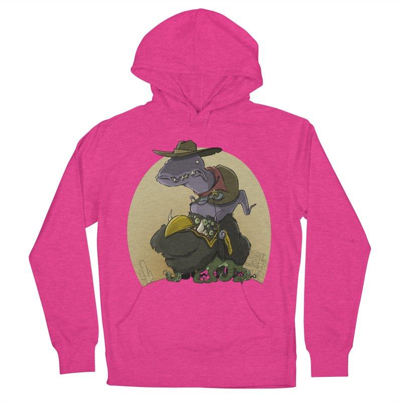 Jurassic Sheriff Women's Pullover Hoody by westinchurch's Artist Shop