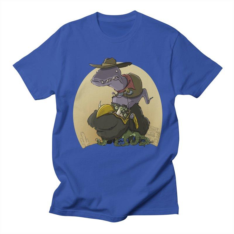 Jurassic Sheriff Women's Unisex T-Shirt by westinchurch's Artist Shop