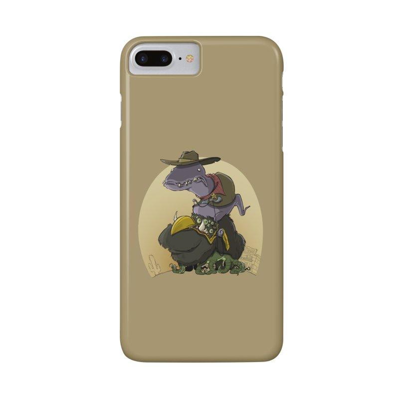 Jurassic Sheriff Accessories Phone Case by westinchurch's Artist Shop