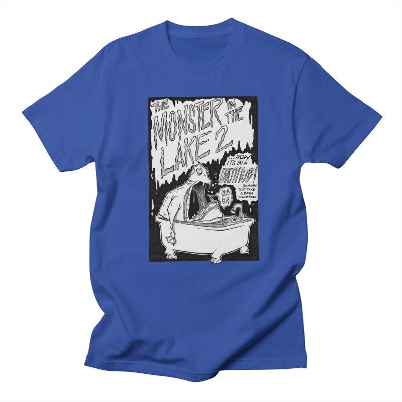 Monster in the Lake 2 Women's Unisex T-Shirt by westinchurch's Artist Shop