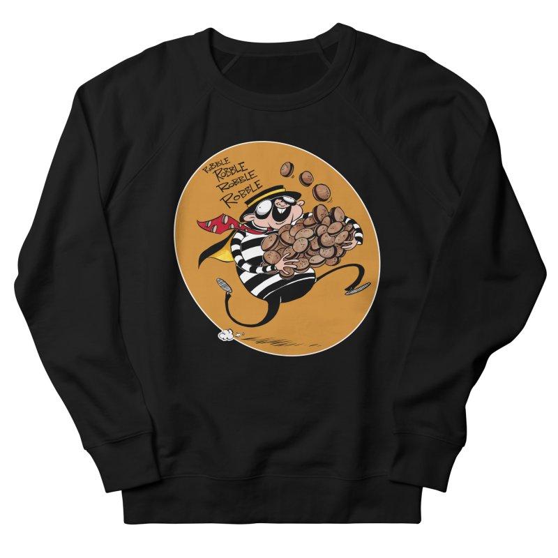 Hamburglar Women's Sweatshirt by westinchurch's Artist Shop