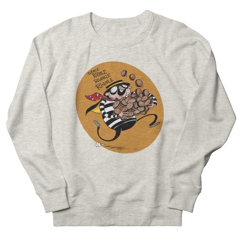 Hamburglar Men's Sweatshirt by westinchurch's Artist Shop