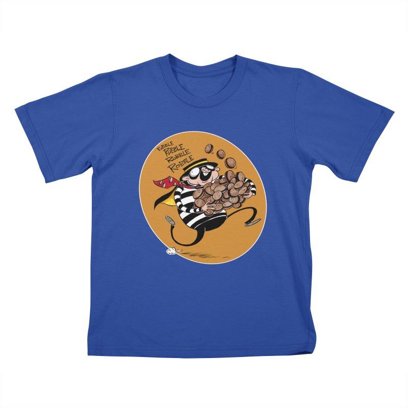 Hamburglar Kids T-Shirt by westinchurch's Artist Shop