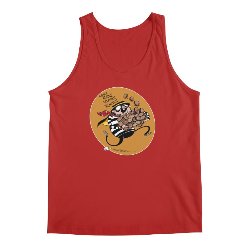 Hamburglar Men's Tank by westinchurch's Artist Shop