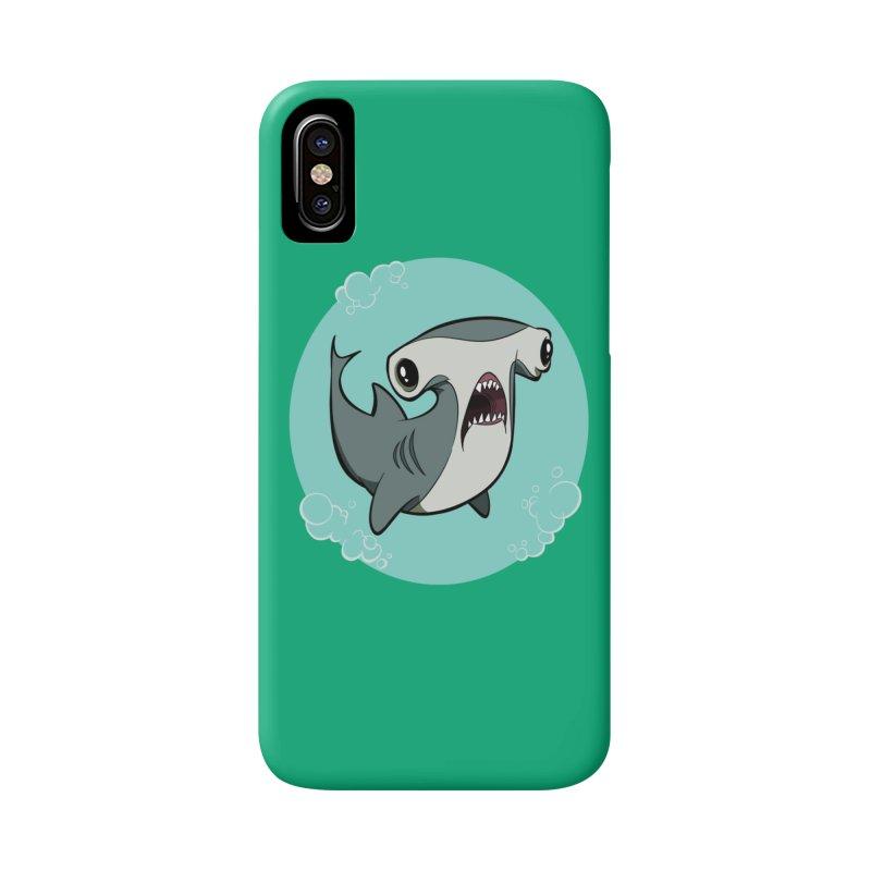 Hammerhead Shark! Accessories Phone Case by westinchurch's Artist Shop