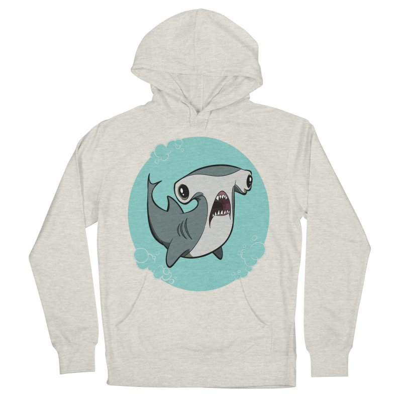 Hammerhead Shark! Men's Pullover Hoody by westinchurch's Artist Shop