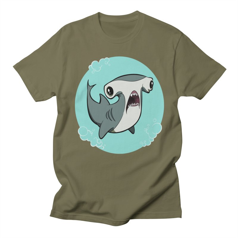 Hammerhead Shark! Women's Unisex T-Shirt by westinchurch's Artist Shop