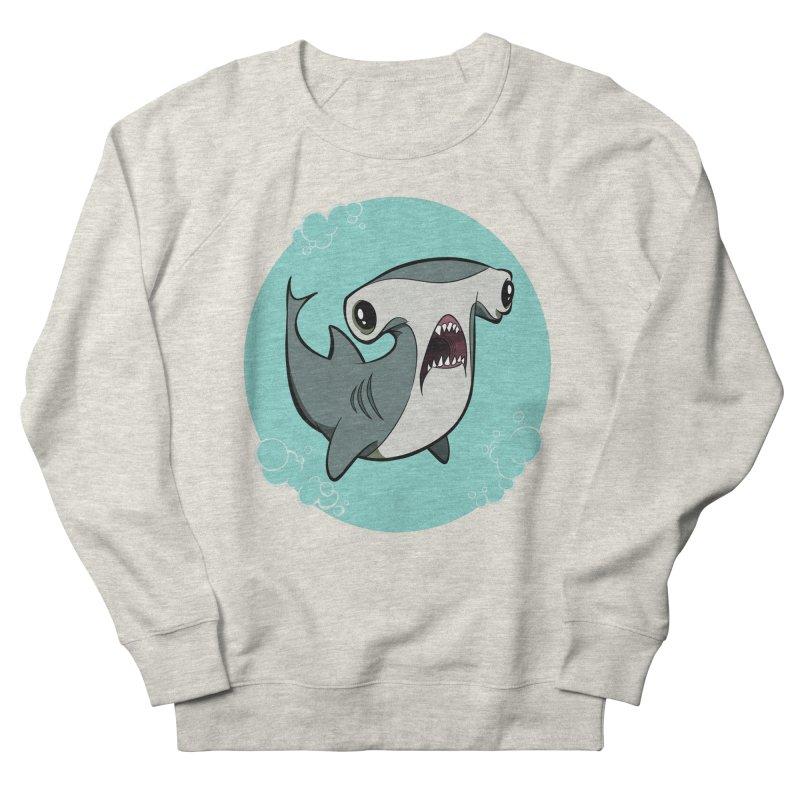 Hammerhead Shark! Men's Sweatshirt by westinchurch's Artist Shop