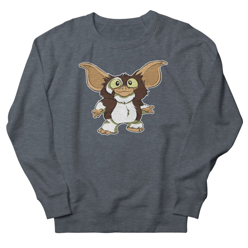Mogwai Men's Sweatshirt by westinchurch's Artist Shop