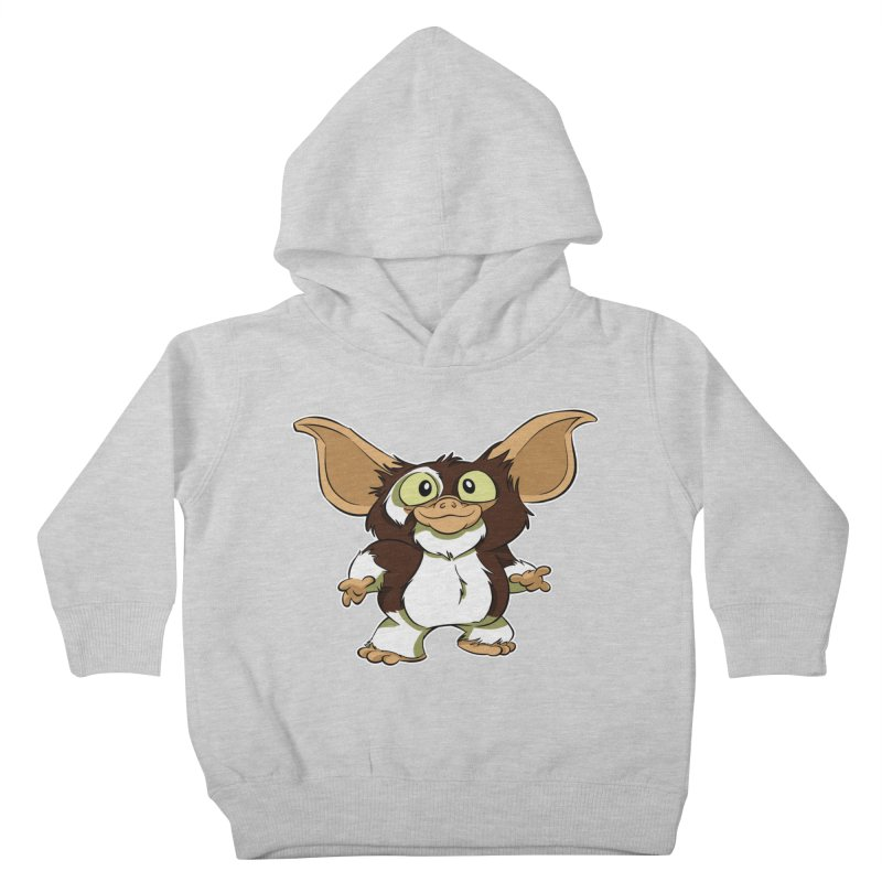 Mogwai Kids Toddler Pullover Hoody by westinchurch's Artist Shop