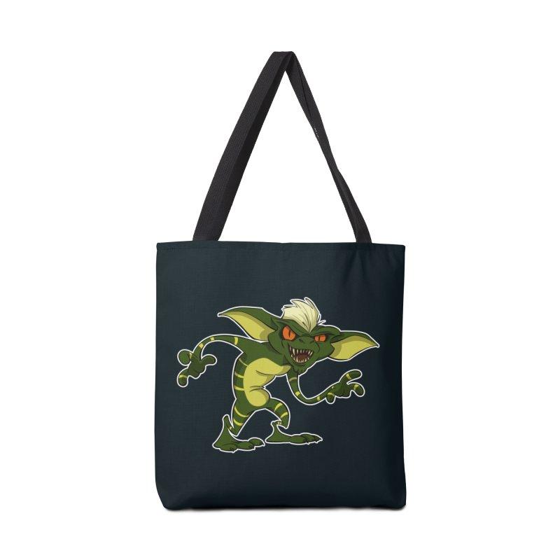 Gremlin! Accessories Bag by westinchurch's Artist Shop