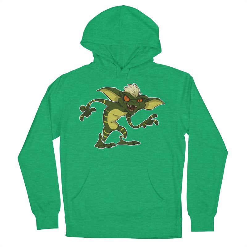 Gremlin! Women's Pullover Hoody by westinchurch's Artist Shop