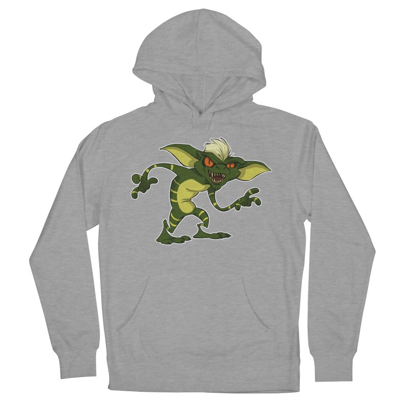 Gremlin! Men's Pullover Hoody by westinchurch's Artist Shop