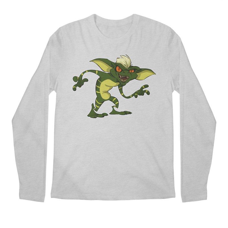 Gremlin! Men's Longsleeve T-Shirt by westinchurch's Artist Shop