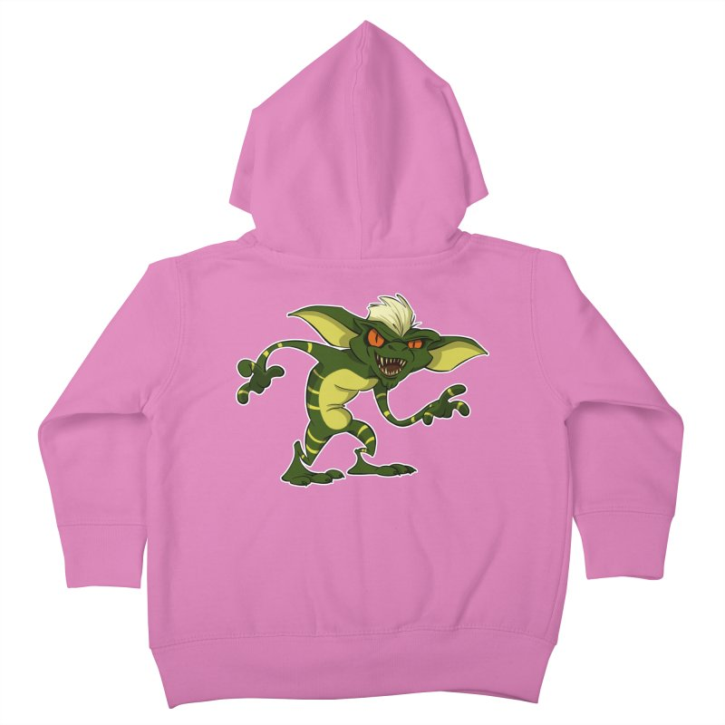 Gremlin! Kids Toddler Zip-Up Hoody by westinchurch's Artist Shop