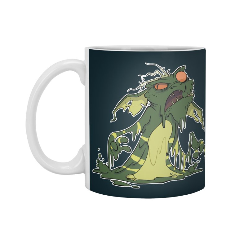 Gremlin Melting Accessories Mug by westinchurch's Artist Shop
